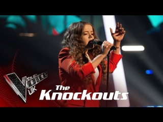 Saskia Eng - Came Here For Love (The Voice UK 2018)