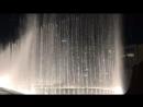 Бурдж-Халифа и поющие фонтаны Дубай