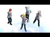 Киришима,Бакуга,Тодороки,Каминари - The Day feat. Aruvn (dj-Jo Remix) Extended Version