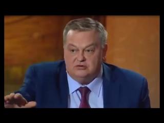 О фильме Троцкий . Евгений Спицын
