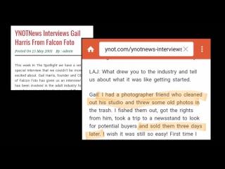 1. Porn Star Gail Thackray Hiding the Truth about Sex Guru Mas Sajady & John of God
