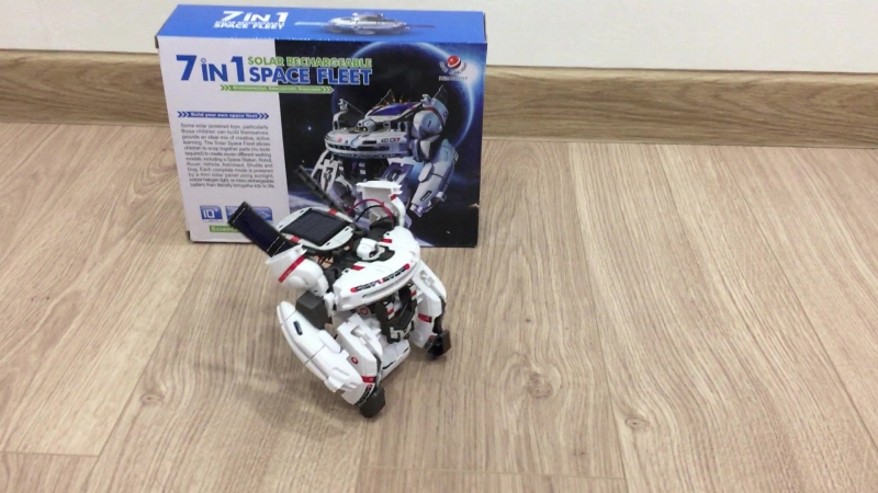 Конструктор роботов 7 в 1