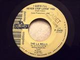 La Rells - I Guess I'll Never Stop Loving You - Rare, Soulful Doo Wop Ballad