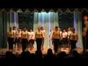 Выступление дошкольных работников на концерте посвящённому дню учителя