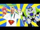 Лига Злодеев • ДОКТОР ЗЛЮ и злодеи украли гаджеты супергероев!
