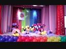 Танец черлидеров! Выступление детей на 25-летие ЭВРИКИ