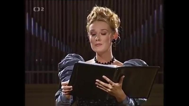 30 (5) J. S. Bach - Freue dich, erlöste Schaar, BWV 30 5.Kommt, ihr angefochtnen Sünder - Magdalena Kožená