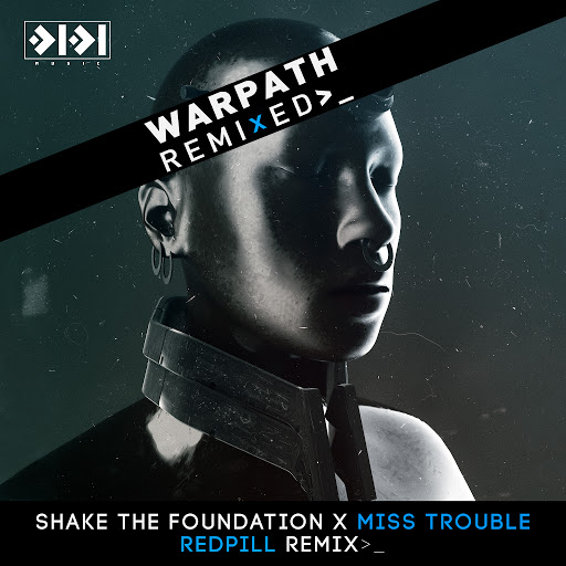 Maztek альбом Warpath Remixed Pt.1(RedPill Remix)