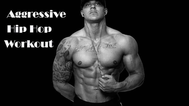 Aggressive Hip Hop Gym Workout Music Mix 2018 💪 Bodybuilding Music 30