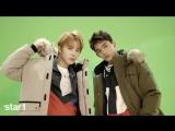 180921 Lucas, Jungwoo, Kun (NCT) @ Star1