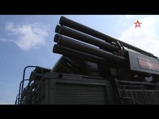 Масштабные учения войск ВКС РФ в Крыму