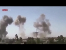 Iranian missiles hits heaquarters of militants DPKI and KDPI in Iraqi Kurdistan