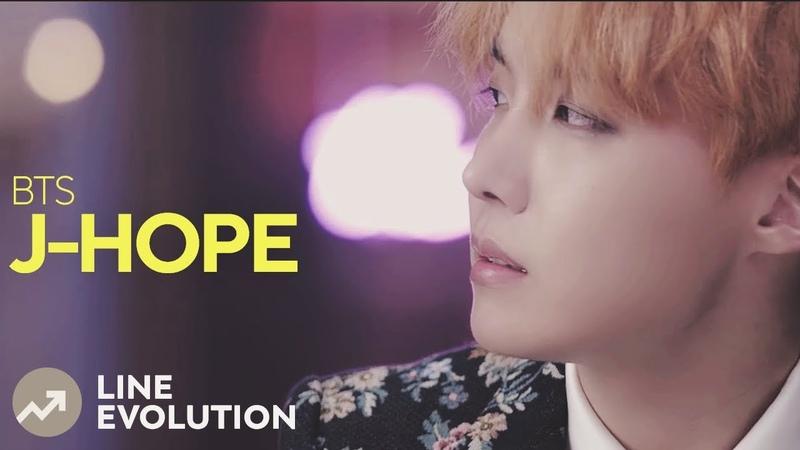 BTS - J-HOPE (Line Evolution)