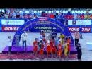 ПФК Кристалл - чемпионы России по пляжному футболу 2018