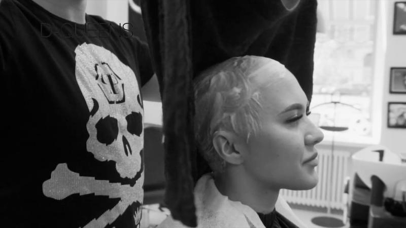 Going Bald/Razor Shave/New Member Of D-Queens