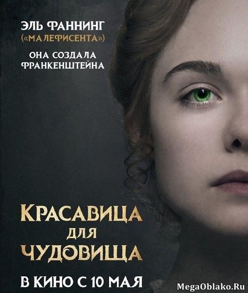 Красавица для чудовища / Mary Shelley (2017/WEB-DL/WEB-DLRip)