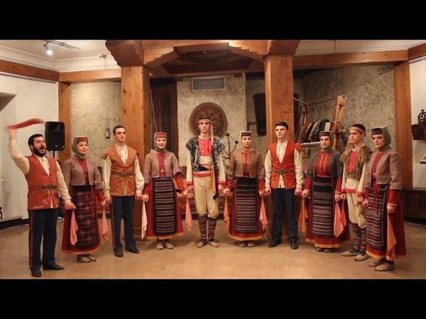 Varq Hayots folk dance and song group «Վարք Հայոց» ավանդական երգի-պարի խում