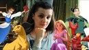 Песни из мультфильмов на 3 языках IV Мулан Рапунцель Русалочка Спирит Красавица и Чудовище