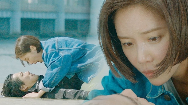 황정음, 남궁민 살리는 인공호흡 키스 '기막힌 운명' 《The Undatables》 훈남정음 EP01-02