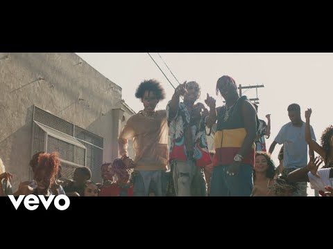 Ayo Teo, Lil Yachty - Ay3 (Official Video)