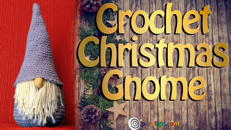 Christmas Gnome Crochet