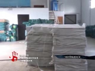 Челябинские таможенники задержали фуру с поддельными кроссовками. 13 тысяч пар не дошли до челябинских магазинов