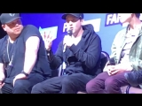 Robin Lord Taylor shares what he wants Oswalds final scene to be like. Gotham FFChicago