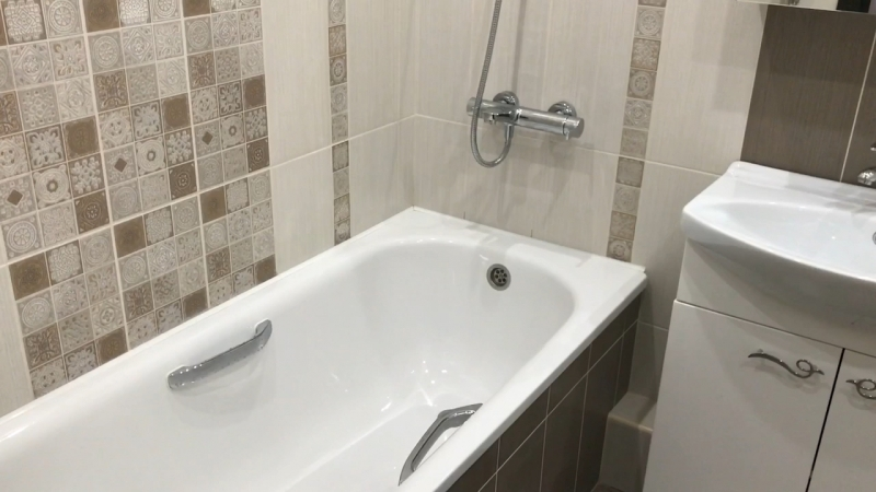 Ремонт ванной под ключ ул Кочетова д 30 к 2