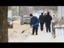 За первые дни снегопада более 50 человек в Ижевске получили травмы