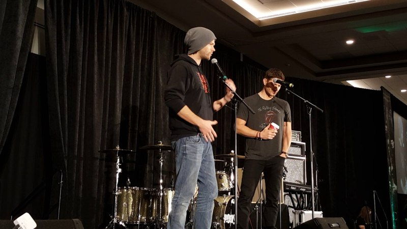J2 GOLD San Francisco 2016 SFCON SPNSF