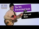 The 6th Diminished Scale - Major and Minor | Roni Ben-Hur