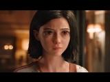 Второй русский трейлер фильма «Алита: Боевой ангел»