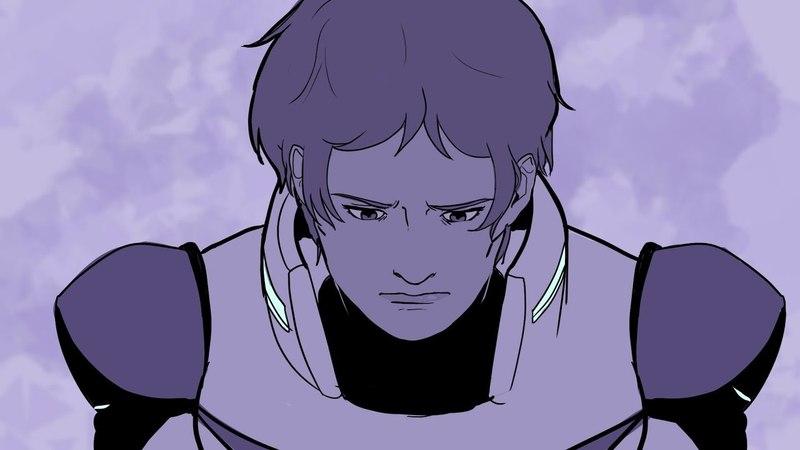 Laureli - ghost boy (klance animatic)