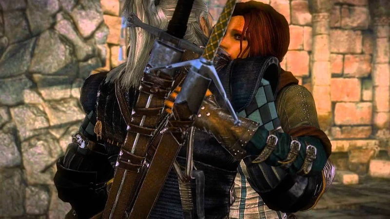 The Witcher 2 Launch Trailer - Love Blood