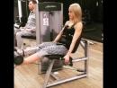 Тренировка ноги