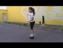 Тренировка равновесия Школа ушу и тайцзи Красный Карп
