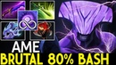 AME Faceless Void Brutal 80% Bash Style Max Attack Speed 7 19 Dota 2