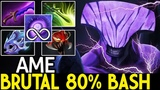 AME [Faceless Void] Brutal 80% Bash Style Max Attack Speed 7.19 Dota 2