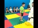 Кусочек тренировочки дошкольников 👶 кудокидс kudokids дети детскийспорт медведково свао спортвмедведково спортвсвао