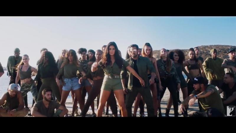 Полная версия клипа Swag Se Swagat | Tiger Zinda Hai | Тайгер жив | Салман Кхан и Катрина Каиф | Salman Khan Katrina Kaif