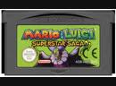 Mario and Luigi: Superstar Saga GBA RUS