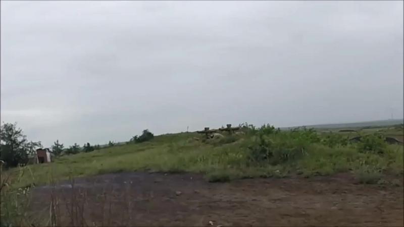 ВСУ разнесли блиндажи орков
