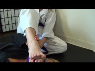 Kendra Roxie Karate Custom
