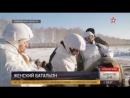 Женский спецназ ВС РФ разведчицы высадились с Ми-8 под Тамбовом