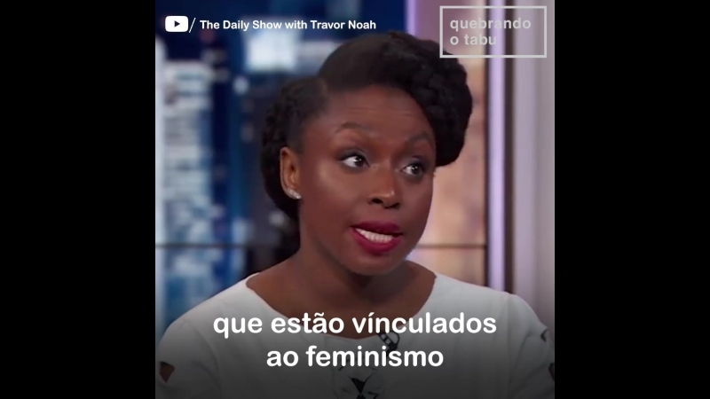 Vc sabe o que é feminismo