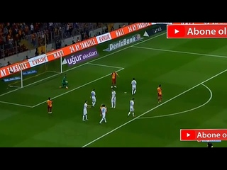 Galatasaray 4-1 Kasımpaşa Maç özeti geniş 14 Eylül Cuma 2018