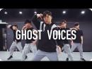 1Million dance studio Ghost Voices - Virtual Self  Beginners Class