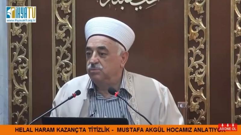 Mustafa Akgul hoca