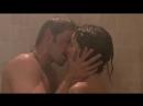 Любовь и страсть. Love and passion. Поцелуи в душе. Нежность