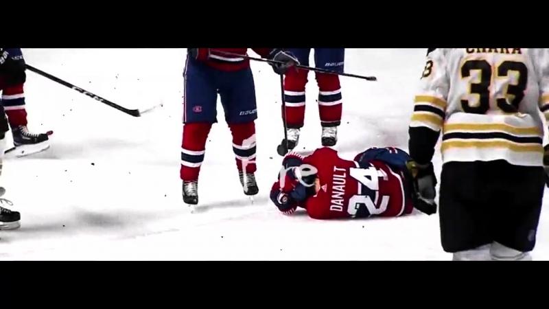 Дано покидает лёд с травмой